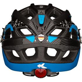 KED Covis Helmet Black Blue